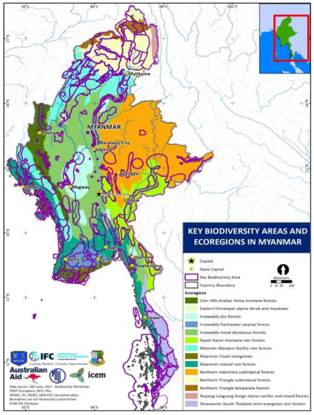 Challenges of Greening the Belt and Road, Myanmar Case Study